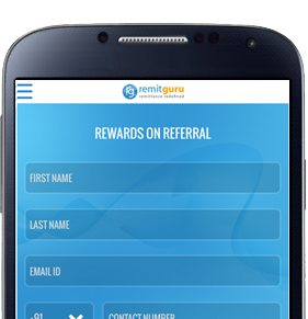Remit Guru Android Application