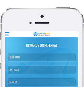 Remit Guru Ios Application